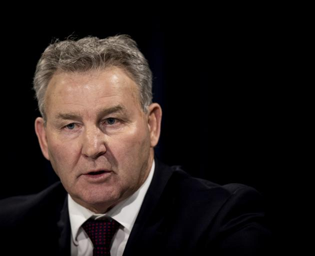 Fonterra chairman John Monaghan. Photo: NZ Herald