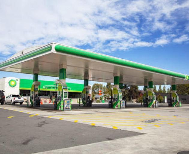 BP Connect, Marshland.  Photo: Geoff Sloan