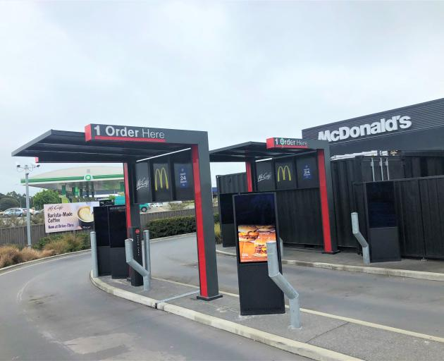 One woman's decision to pay for another customer's meal at McDonald's started a chain reaction of...