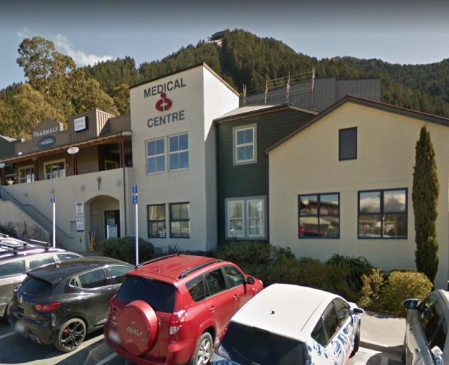 Queenstown Medical Centre. Photo: Google Maps