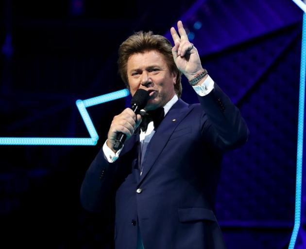 Richard Wilkins. Photo: Getty Images