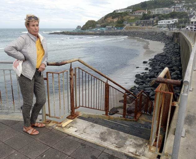 Lorna Casey has been a St Clair resident for 40 years and believes the Dunedin City Council had...