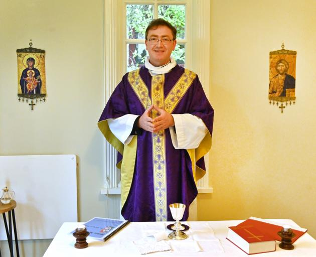 The Very Rev Dr Tony Curtis, dean of St Paul's Cathedral, Dunedin, reflects on new ways of...