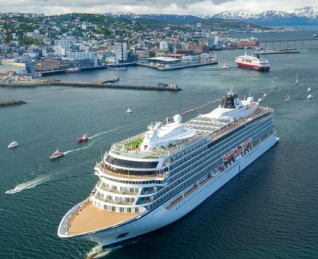 Viking has a fleet of 79 oceangoing ships and river boats. Photo / Supplied