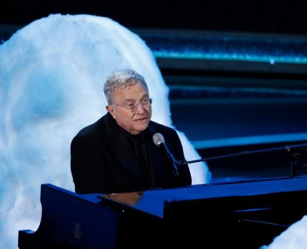 Disorder and confusion ... It's a jungle out there, and Randy Newman knows it. PHOTO: GETTY IMAGES