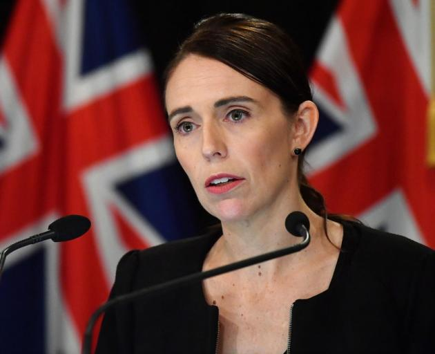 Prime Minister Jacinda Ardern. Photo: Getty Images