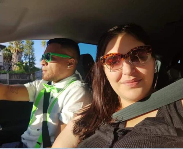 Lee Paaki and Aroha Nicola only had a few minutes with their baby boy before he died. Photo:...