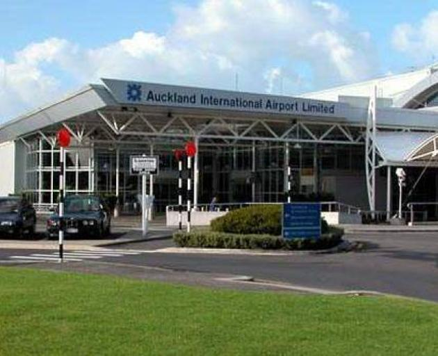 Auckland International Airport. Photo: NZ Herald/File