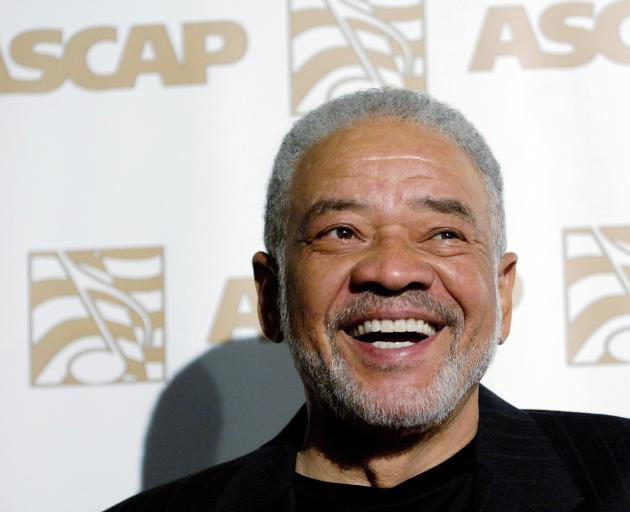 Bill Withers was inducted into the Rock & Roll Hall of Fame in 2015. Photo: Reuters