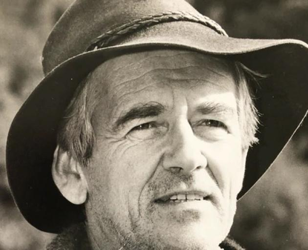 New Zealand actor Bruce Allpress died aged 89 on April 23, 2020, at home in Auckland. Photo:...