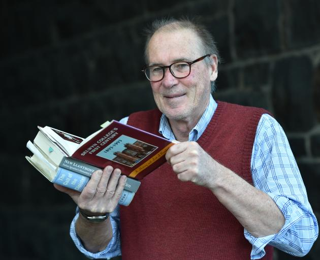Dr Donald Kerr has retired after 18 years as the University of Otago library's special...
