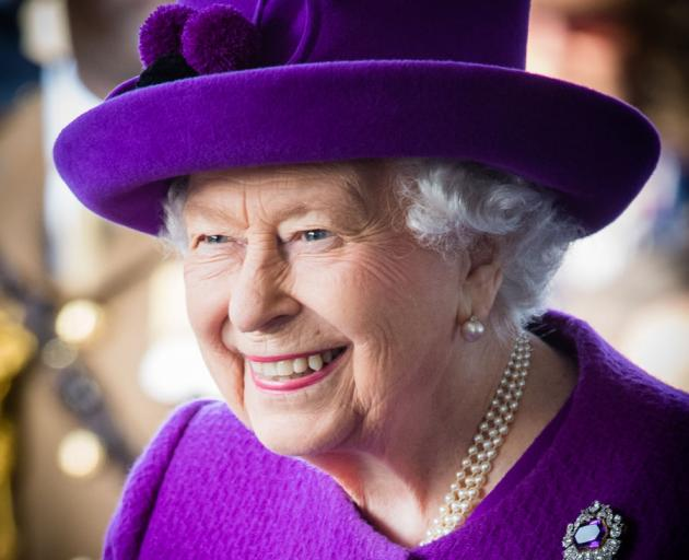 """The Queen: """"I send my enduring thanks to those who continue to put the service of others above..."""