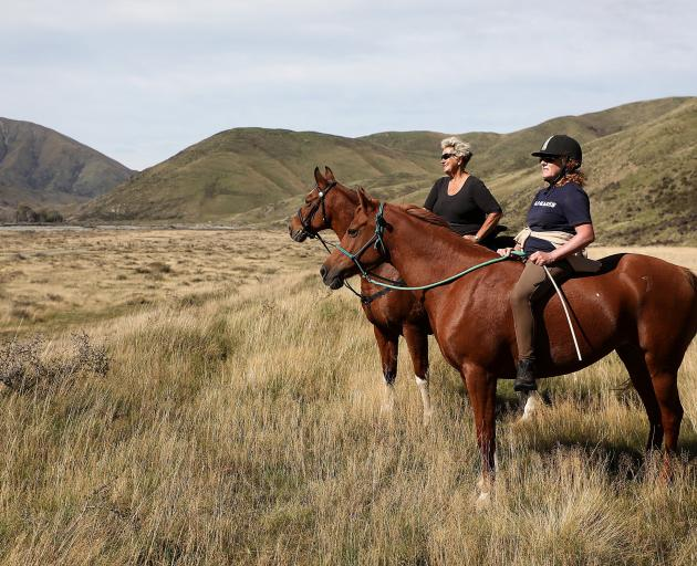 Ah, the serenity ... The picturesque Mackenzie Basin could have a future as a nature-based...