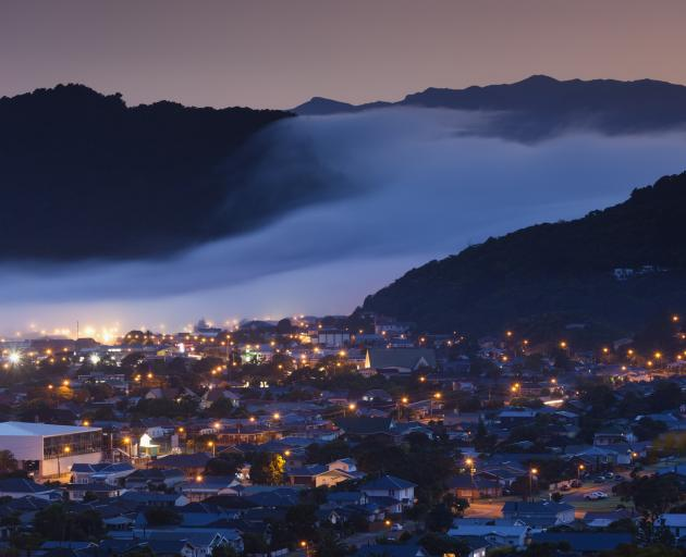 Greymouth at dawn. Photo: Getty Images/File