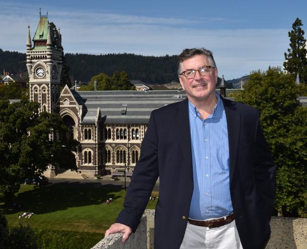 Kurt Krause is a Professor of Biochemistry at the University of Otago. PHOTO: Gregor Richardson