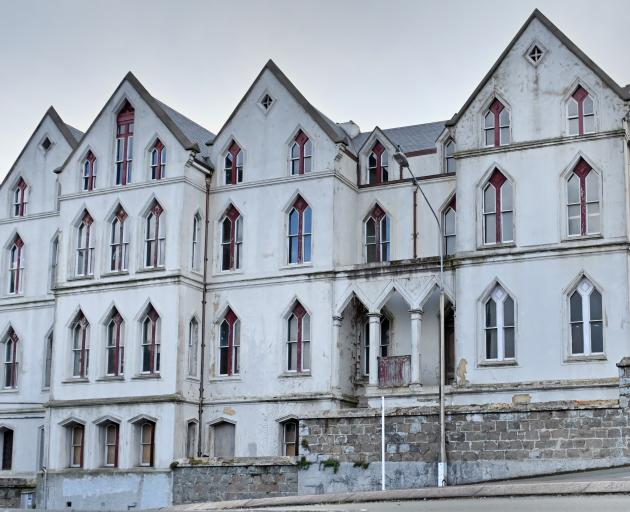 Many valuable historic objects at St Dominic's Priory in Smith St, Dunedin, and the priory itself...