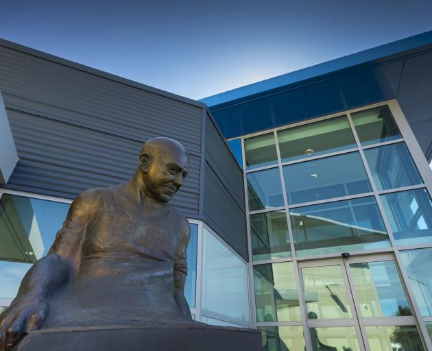 Graham Condon Recreation and Sports Centre. Photo: Newsline / CCC