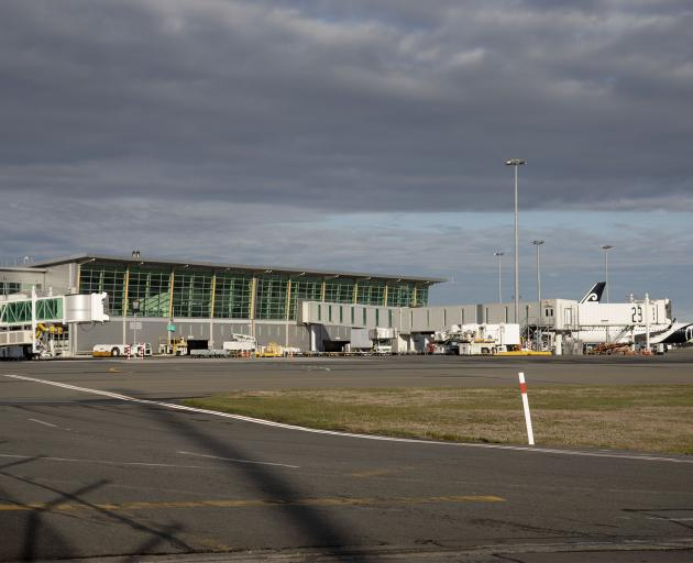 Christchurch Airport. Photo: Supplied