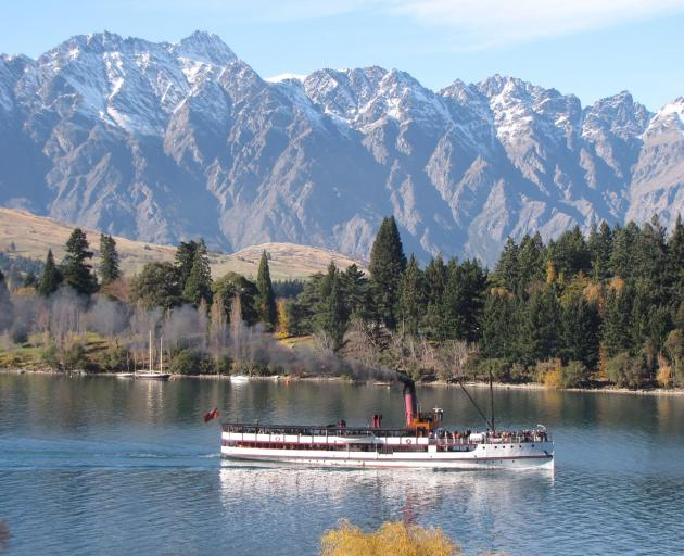 Real Journeys, which is part of Wayfare, operates the Earnslaw in Queenstown as well as cruises...