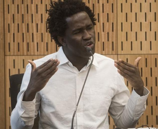 Sainey Marong was arrested 10 days after the death of Renee Duckmanton. Photo: RNZ Pool / George...