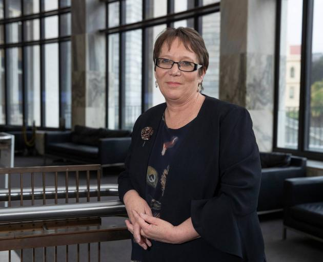 Internal Affairs Minister Tracey Martin announced the $60 million funding package for libraries...
