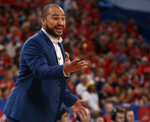 Kevin Braswell will coach the new Auckland-based Huskies. Photo: Getty Images