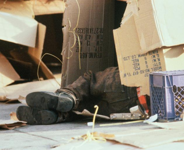 Charities which work with the homeless say there are only a handful of people left on the streets...