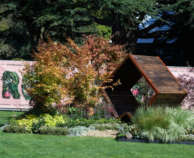 The Grow Ō Tautahi garden festival in Christchurch will now return in March next year at the...