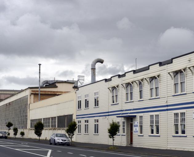 South Dunedin's Hillside workshops. Photo: ODT