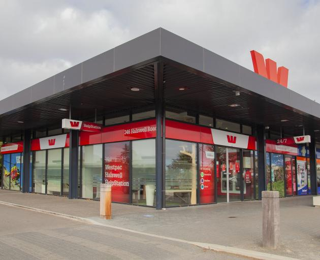 Westpac's help stations in Halswell and St Martins remain unstaffed under level 2, and it could...