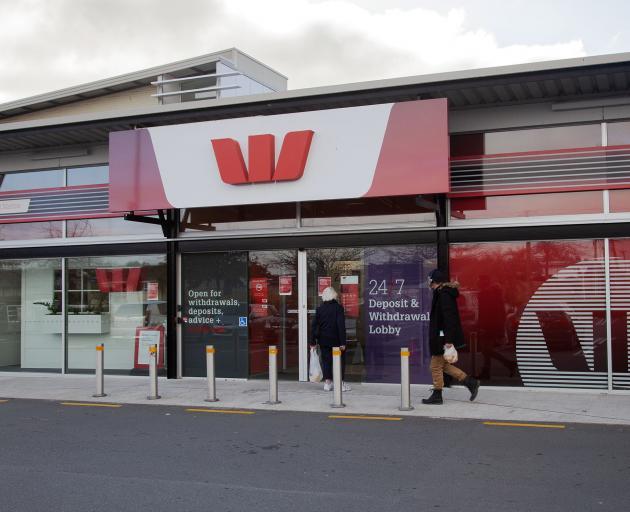 Westpac, St Martins branch. Photo: Geoff Sloan