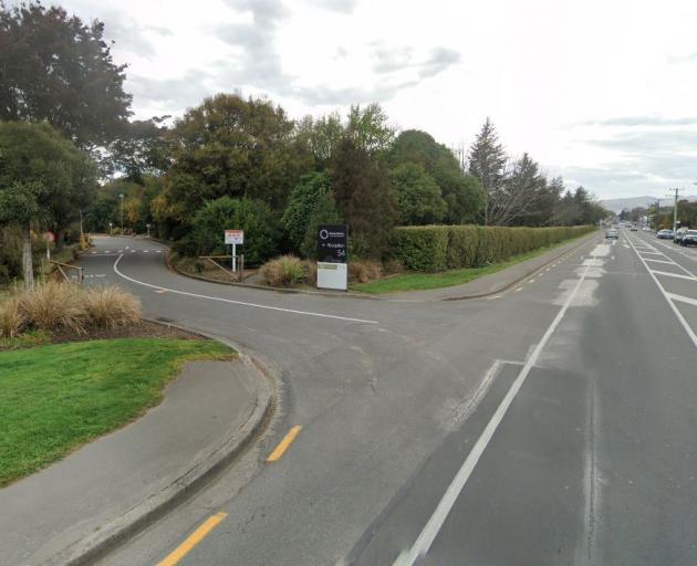Manaaki Whenua - Landcare Research on Gerald St in Lincoln. Photo: Google Maps