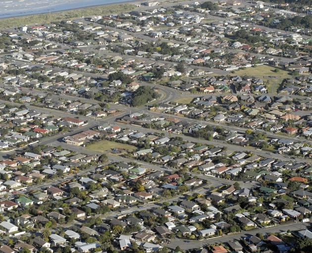 Interest in Canterbury's property market from New Zealanders living overseas could cushion the...