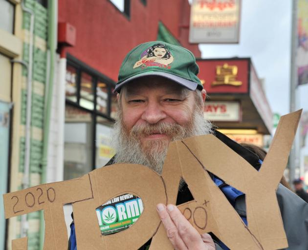 The annual protest has been held in Dunedin for more than 35 years, and long-time South Dunedin...