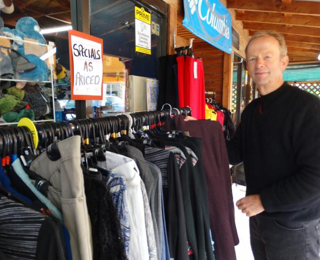Omarama business owner Craig Dawson says people in the Waitaki Valley town are optimistic about...