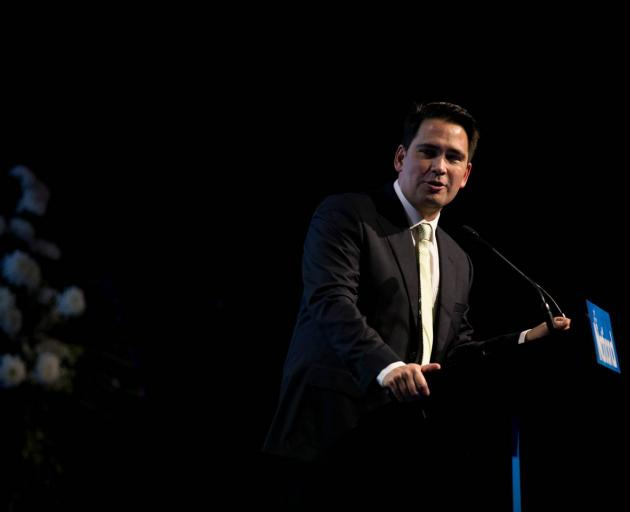 National Party leader Simon Bridges says the Government has botched up another immigration case...