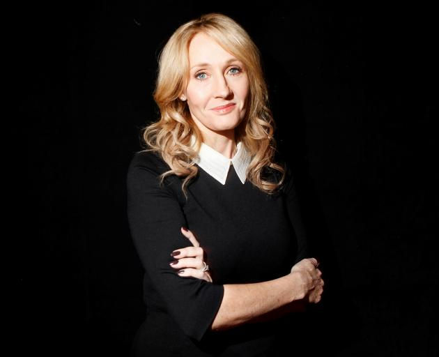 "J.K. Rowling: ""The scars left by violence and sexual assault don't disappear, no matter how loved..."
