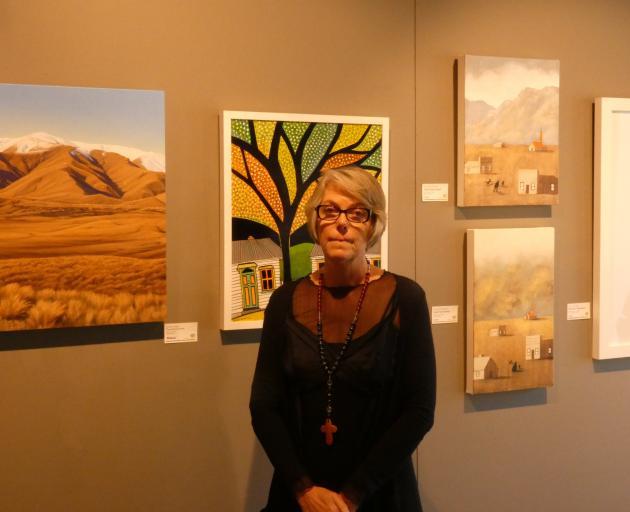 Eade Gallery owner Melanie Eade. Photo: Jared Morgan