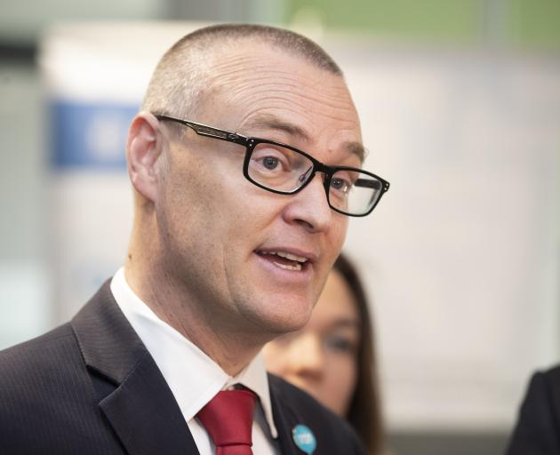 Health Minister David Clark. PHOTO: THE NZ HERALD