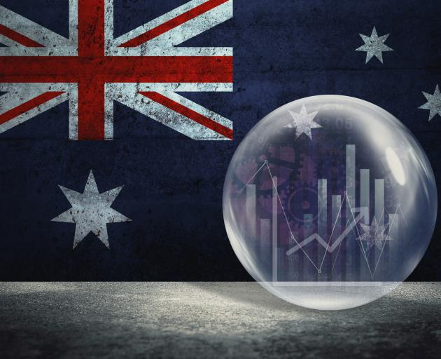 Even though Australia's economy was among the first to reopen after lockdowns worldwide and...