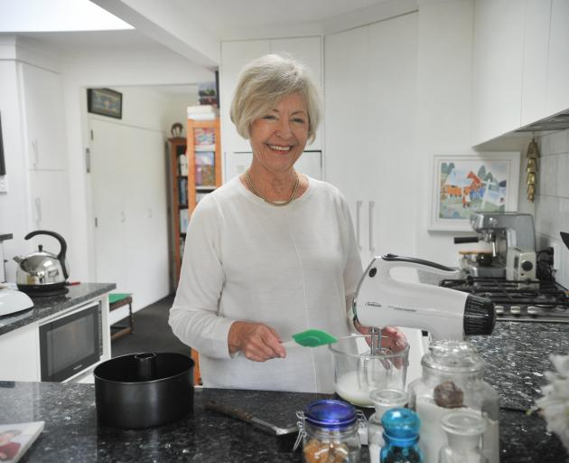 Joan Bishop in her kitchen. Photo: CHRISTINE O'CONNOR