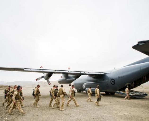 The New Zealand Defence Force is getting a new fleet of Hercules planes, to replace 1960s...