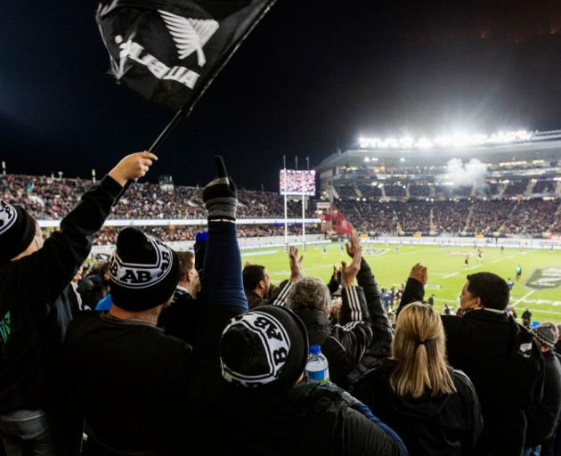 The fortress of Eden Park, where the All Blacks have not lost since 1994, is a huge advantage to...
