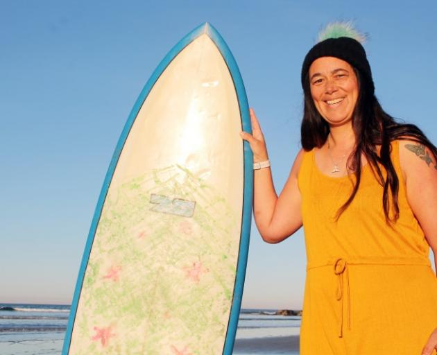 Authentic local ... Born and bred Riverton surfer Marama Pou has been appointed as the Southland...