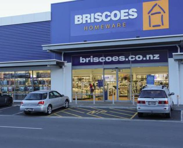 After waiting nearly six hours on a Briscoes customer services line, Bruce McAulay marched down...