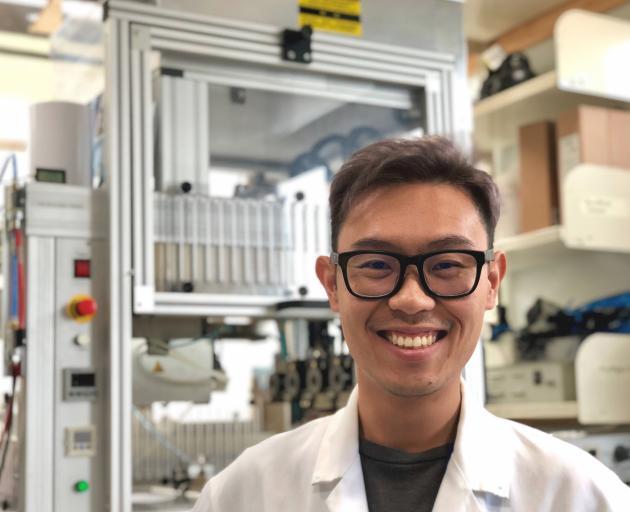 Dr Khoon Lim. Photo: supplied