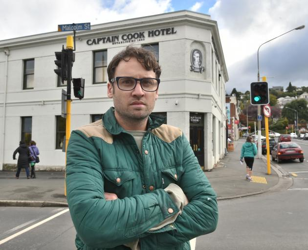 The Cook owner Mike McLeod has decided to change the music venue's name in the wake of a global...