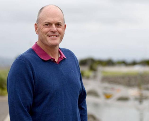 Todd Muller. Photo: NZ Herald