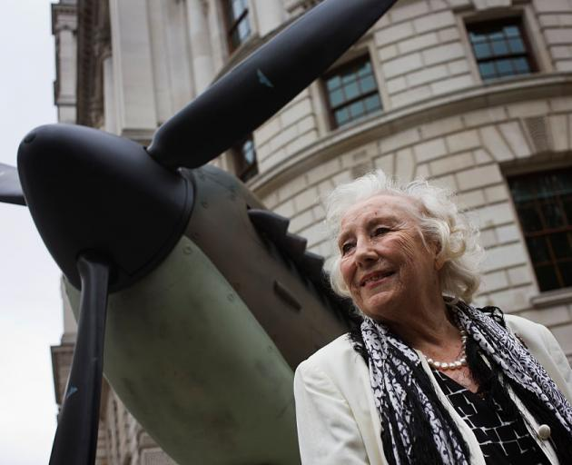 Dame Vera Lynn has died aged 103. Photo: Getty Images