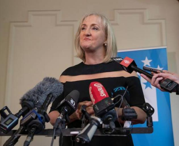 Amy Adams. Photo: NZ Herald